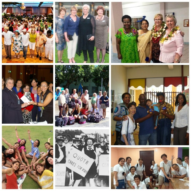 Happy Founders Day to Quota International and its dedicated volunteers from around the world!