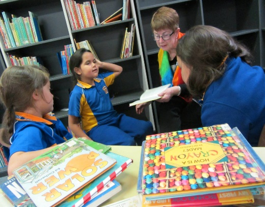 QuoCka Reading Project is thriving in local primary schools in Beenleigh, QLD, Australia.