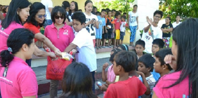 Legazpi-Mayon - Heart of Giving Wide