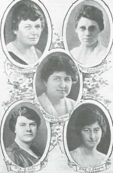 Founding Women