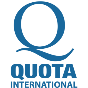 Quota International, Inc. logo
