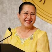 Blog President Emilie Installation Speech