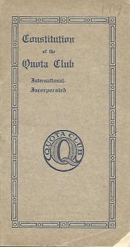 1919 constitution