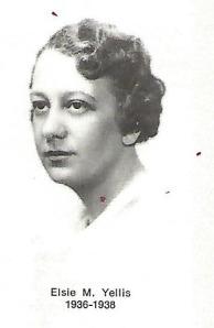 Elsie Yellis