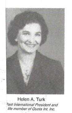 Helen A Turk